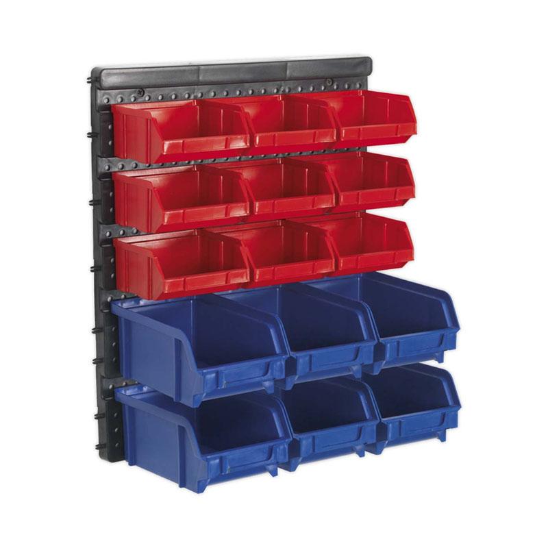 Storage Bin & Peg Panels