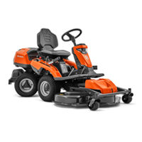 Husqvarna Ride On Mowers