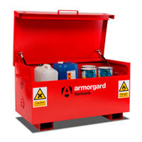 Armorgard Chemical Site Storage