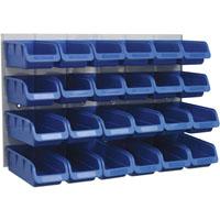 Storage Bins & Panels