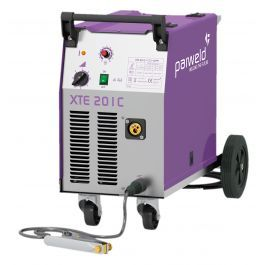 Parweld XTE201C-P1 200A Automotive Mig Welder 230V