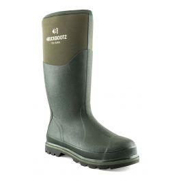 Buckler BBZ5020 Non-Safety Wellies Buckbootz Boots Green