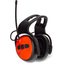 Husqvarna Hearing Protection With Radio / MP3 Headband