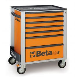 Beta Tools C24S 7 Drawer Mobile Roller Cabinet Tool Box