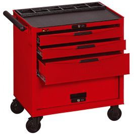 Teng Tools 3 Drawer 8 Series Roller Cabinet TCW803N