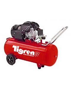 SIP Tigren V100DD 100 Litre 3HP Compressor 230v