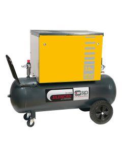 SIP Airmate B3800/3M 200 Litre 3Hp Silenced Air Compressor 230v