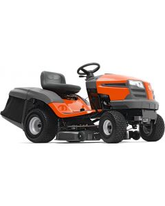 Husqvarna TC138 Petrol Ride On Tractor Lawn Mower 97cm