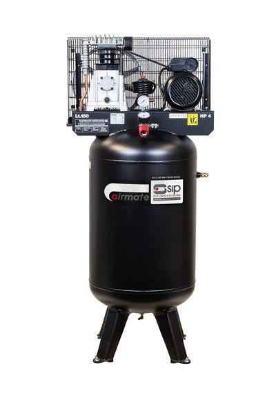 SIP Belt Drive Vertical Air Compressors 230V