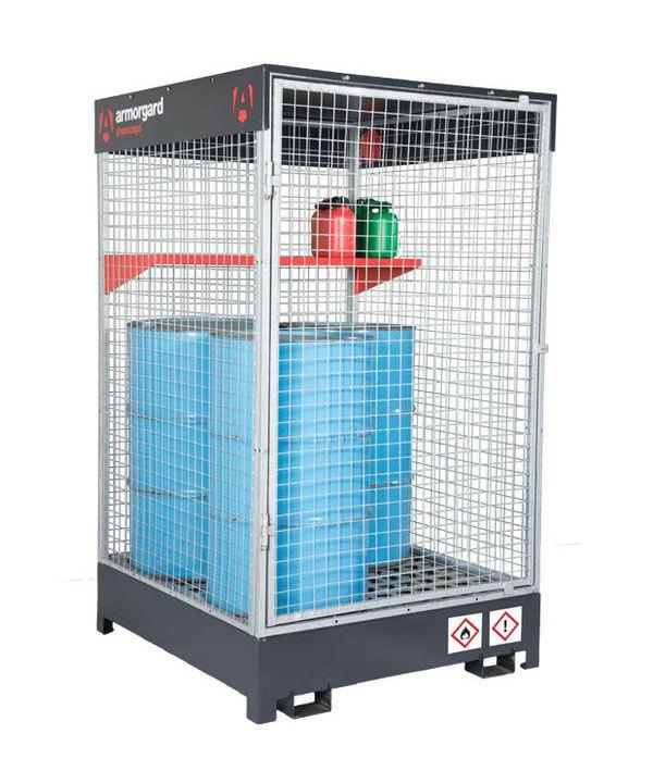 Armorgard DRC4 Drumcage Storage Unit Cage