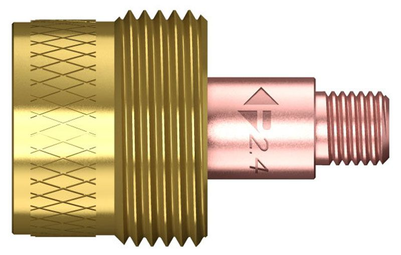 Parweld Large Gas Lens Bodies To Suit PRO17 PRO18 PRO26 ECR17 ECR18 ECR26 WP17 WP18 WP26 Torches
