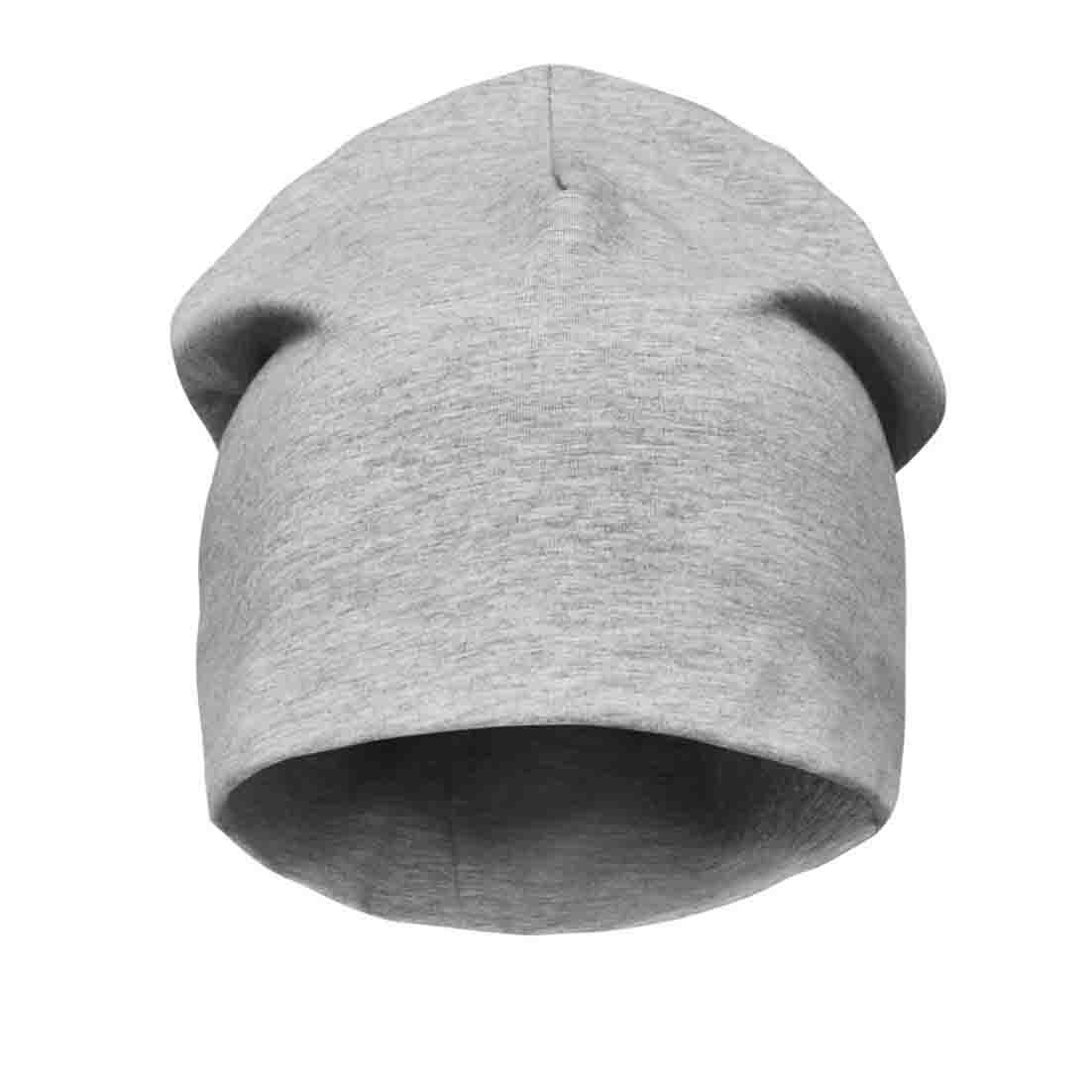 Snickers 9014 AllroundWork Cotton Beanie Hat Grey One Size