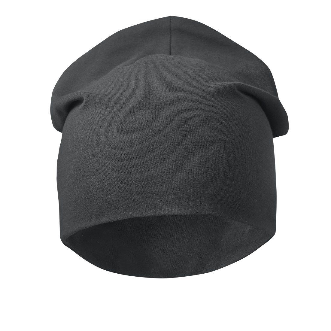 Snickers 9014 AllroundWork Cotton Beanie Hat Dark Grey One Size