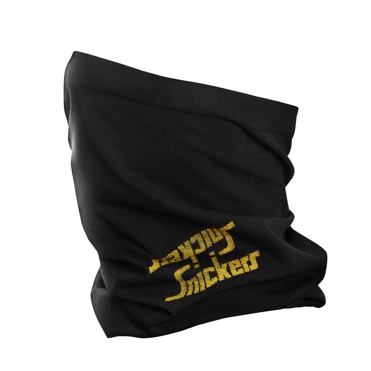 Snickers 9054 FlexiWork Seamless Multifunctional Headwear Black One Size
