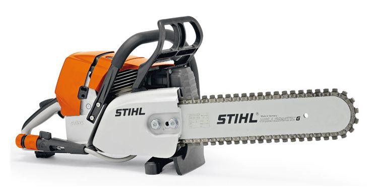 Stihl GS461 76.5cc Petrol Diamond Blade Concrete Chain Saw 400mm
