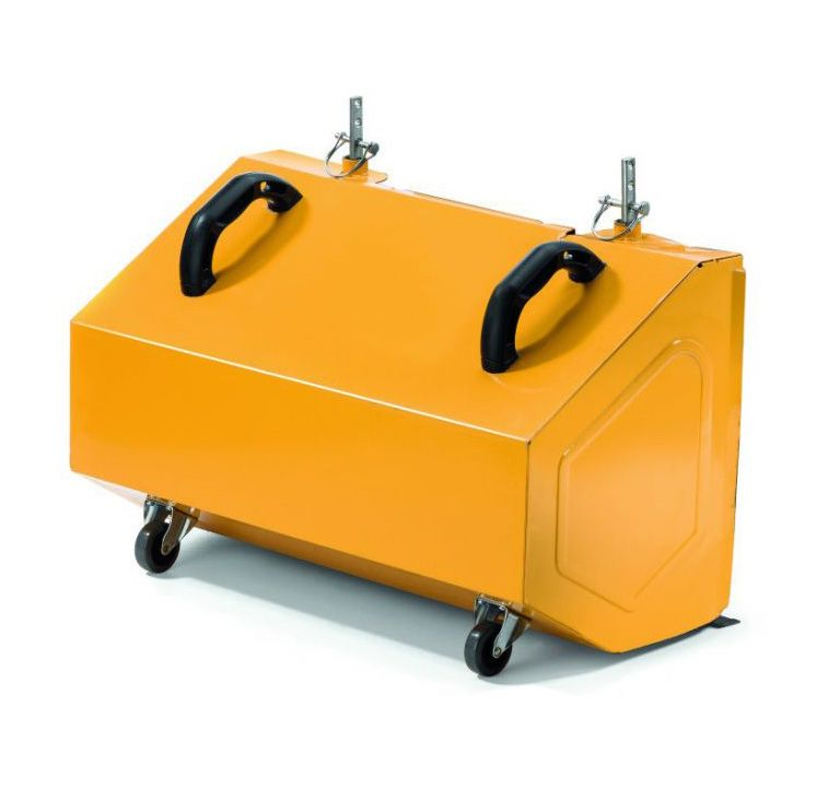 Stiga SWS800G Petrol Clearing Sweeper Collecting Box
