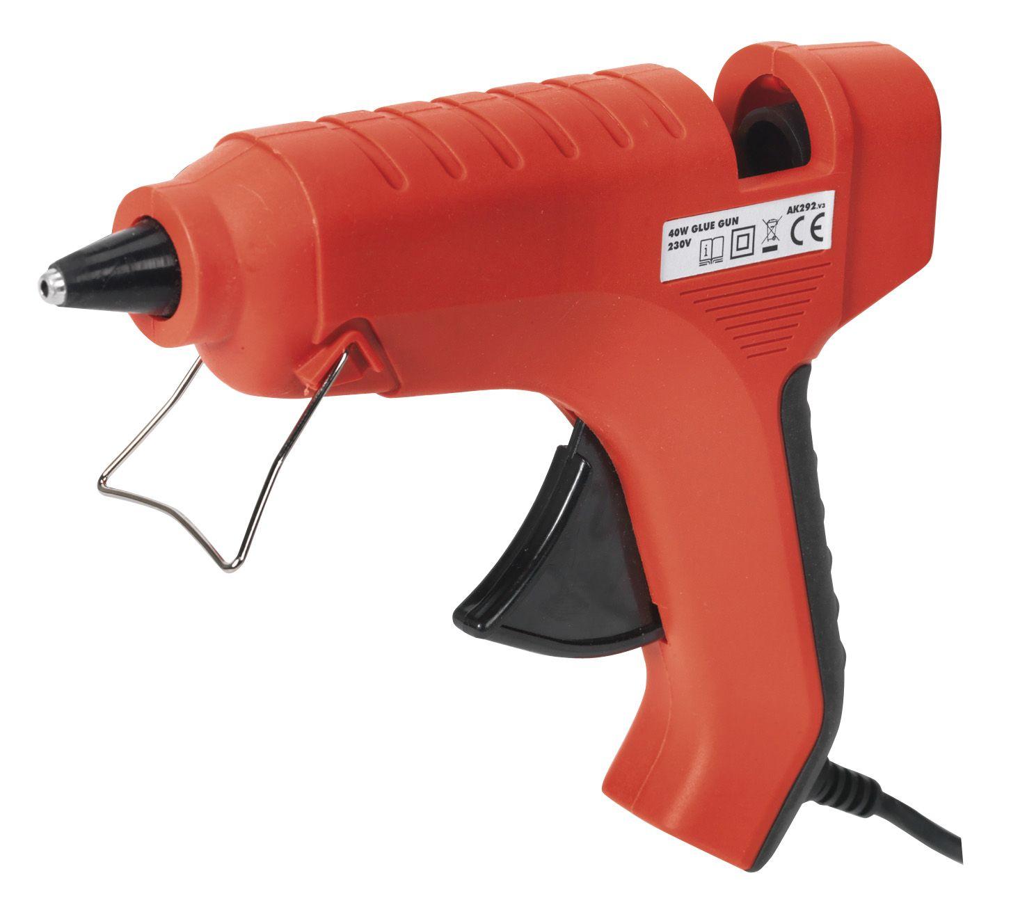 Sealey Glue Gun 40W 230V