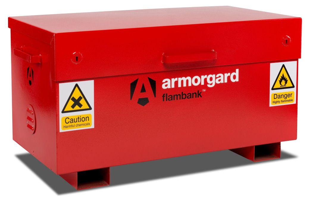 Armorgard FB2 Flambank Hazardous Materials Storage Box