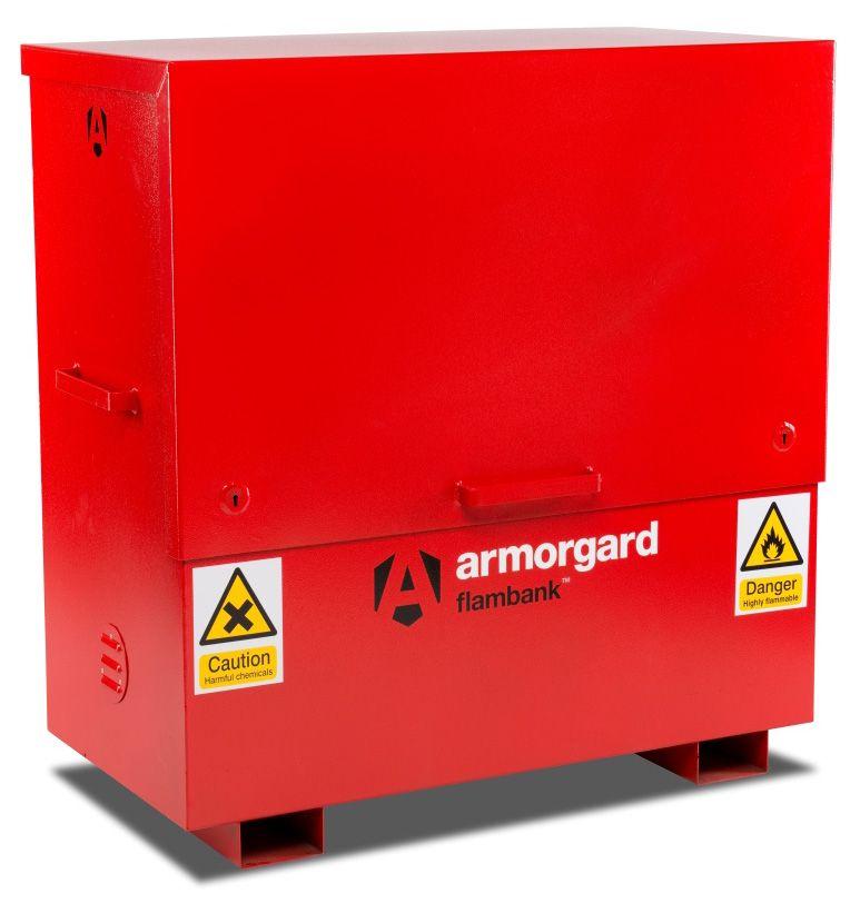 Armorgard FBC4 Flambank Hazardous Materials Storage Chest