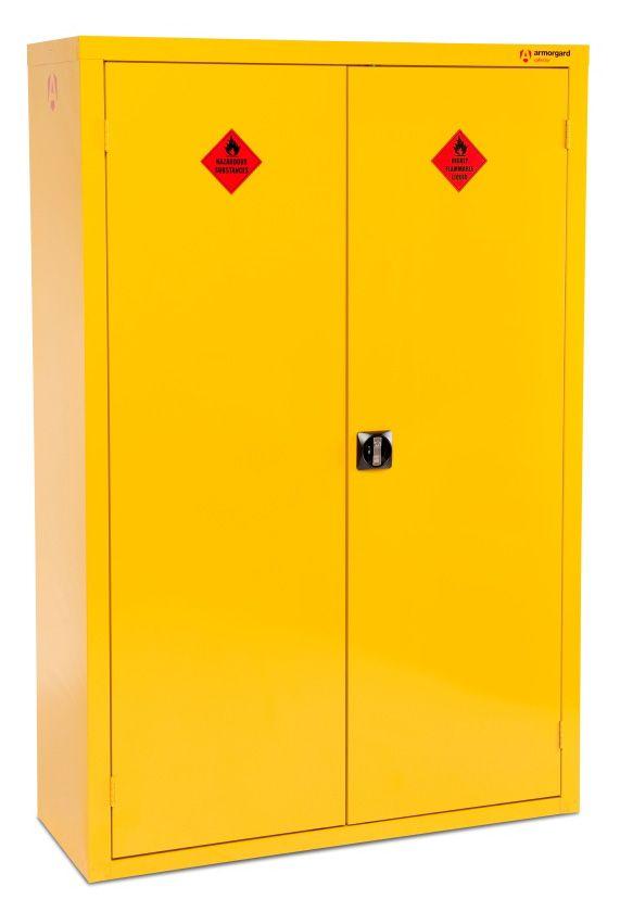 Armorgard HFC6 Safestor Hazardous Materials Floor Storage Cupboard