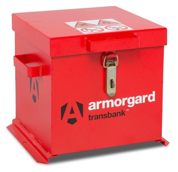 Armorgard TRB1 Transbank Hazardous Materials Transit Box