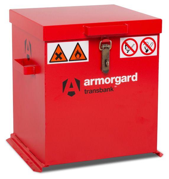 Armorgard TRB2 Transbank Hazardous Materials Transit Box