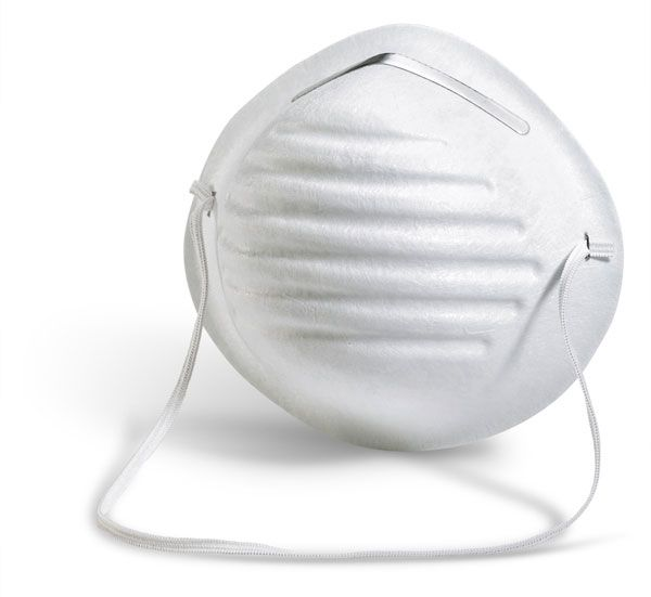 B-Brand Comfort Dust Mask Box Of 50