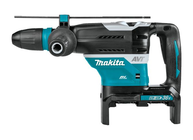 Makita DHR400ZKU Twin 18v LXT SDS-Max Rotary Hammer BODY ONLY