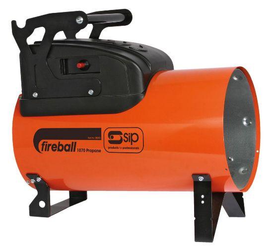 SIP Fireball 1070 Propane Space Heater 107,000 Btu 230V