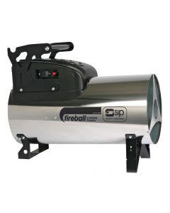 SIP Fireball 1602DV 160,000 Btu Propane Space Heater Dual Voltage