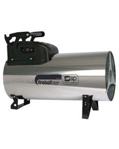 SIP Fireball 2901DV 290,000 Btu Propane Space Heater Dual Voltage