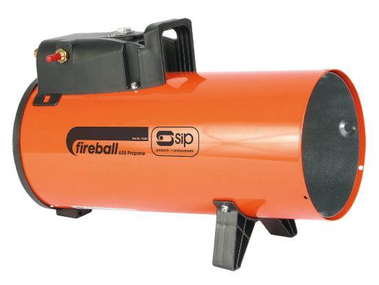 SIP Fireball 635 Propane Space Heater 63,500 Btu 230V