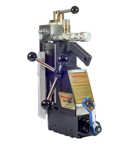 Rotabroach Gator Hydraulic 52mm Magnetic Drill