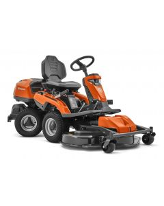 Husqvarna R320X AWD Petrol Rider Ride On Lawn Mower 103-112cm