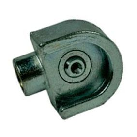 """Lumeter 1/8"""" BSP Giant Button Head Hook On Connector"""