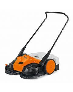 Stihl KGA770 36v Cordless Floor Sweeper 770mm 50 Litre BODY ONLY