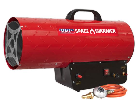 Sealey LP170 Space Warmer 170,000 Btu Propane Heater