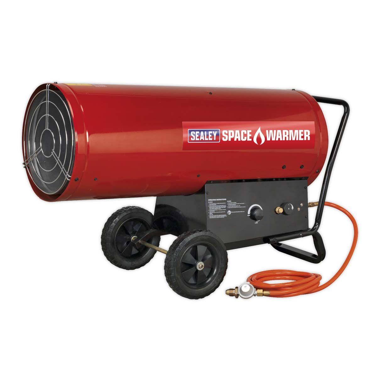 Sealey LP401 Space Warmer 400,000 Btu Propane Heater