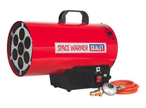 Sealey LP55 Space Warmer 54,500 Btu Propane Heater