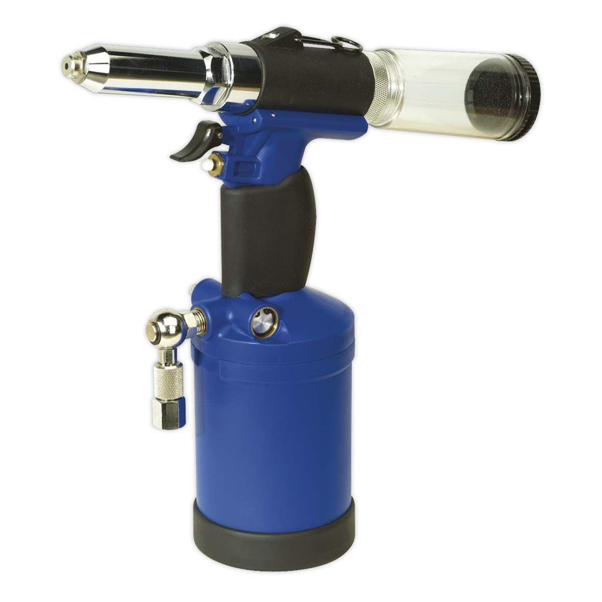Sealey Air/Hydraulic Riveter Heavy-Duty Vacuum System