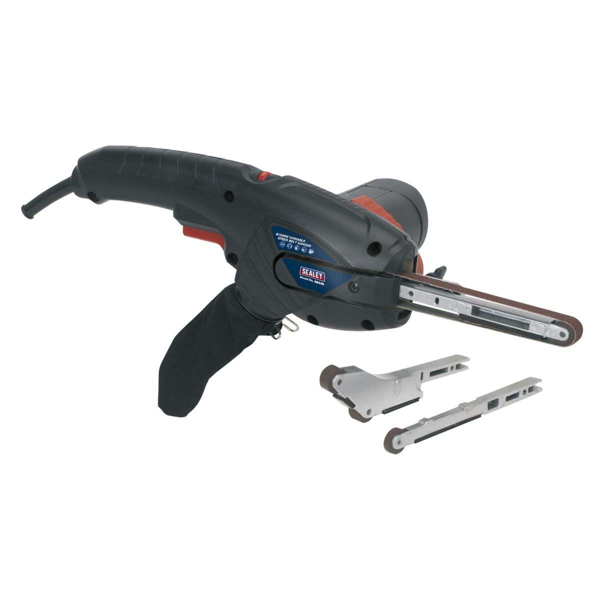 Sealey Variable Speed Belt Sander 400W/230V
