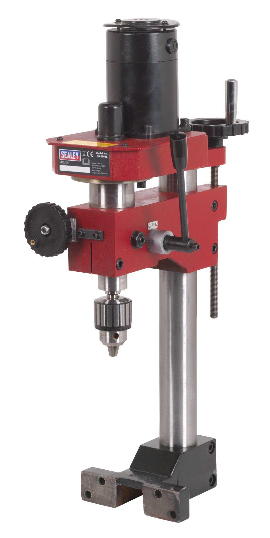 Sealey Drill Head for Mini Lathe SM2503A