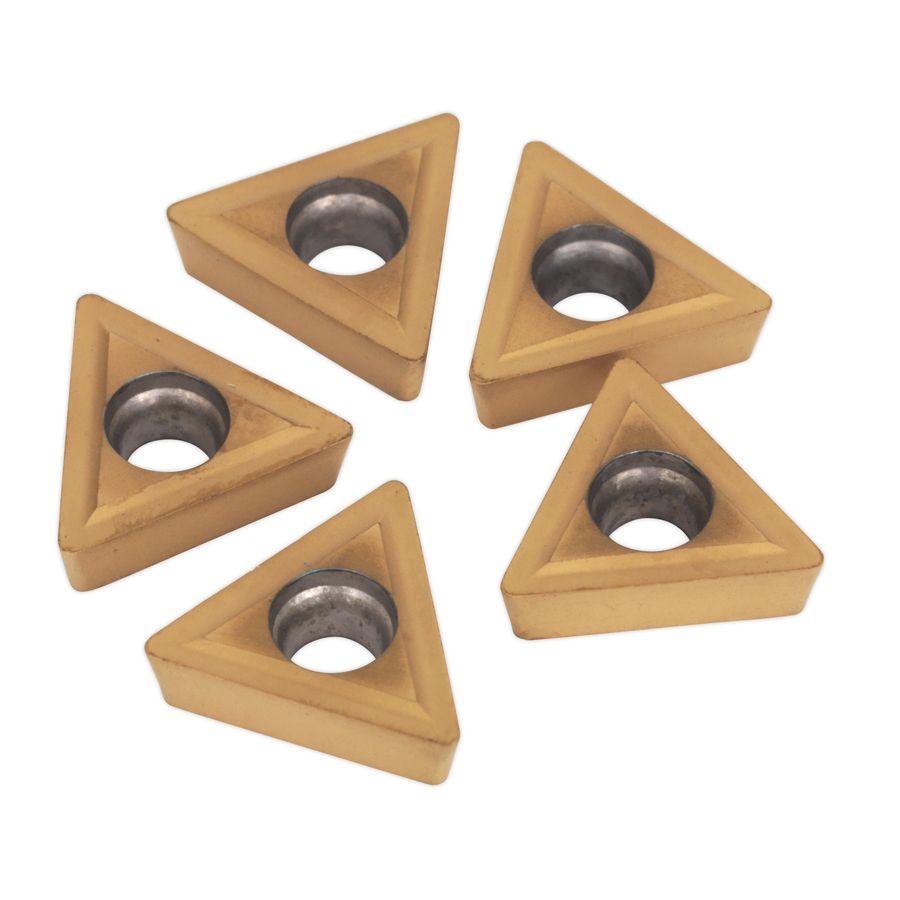Sealey Tips for Lathe Turning Tool Set SM3025CS2