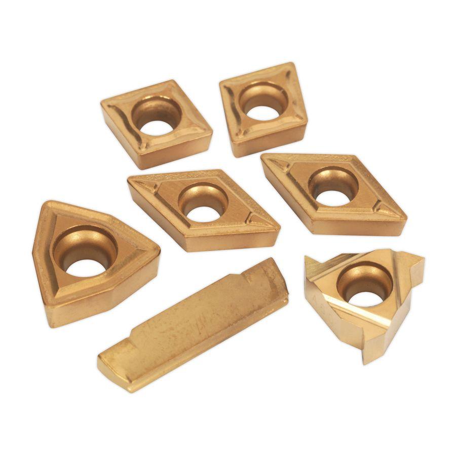 Sealey Tips for Lathe Turning Tool Set SM3025CS6
