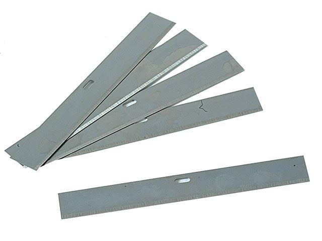 Stanley Tools Heavy-Duty Scraper Blades (pack of 5)