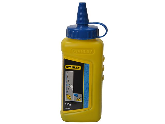 Stanley Tools Chalk Powder Refills 113 Grms
