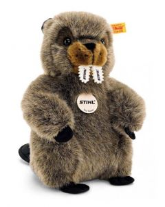 Stihl 'Tim Timber' Beaver Soft Toy By Steiff