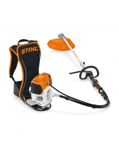 Stihl FR131T 36.6cc Petrol Back Pack Brush Cutter
