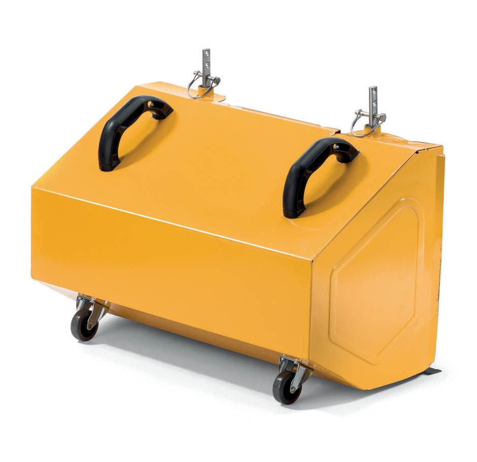 Stiga SWS600G Petrol Clearing Sweeper Collecting Box