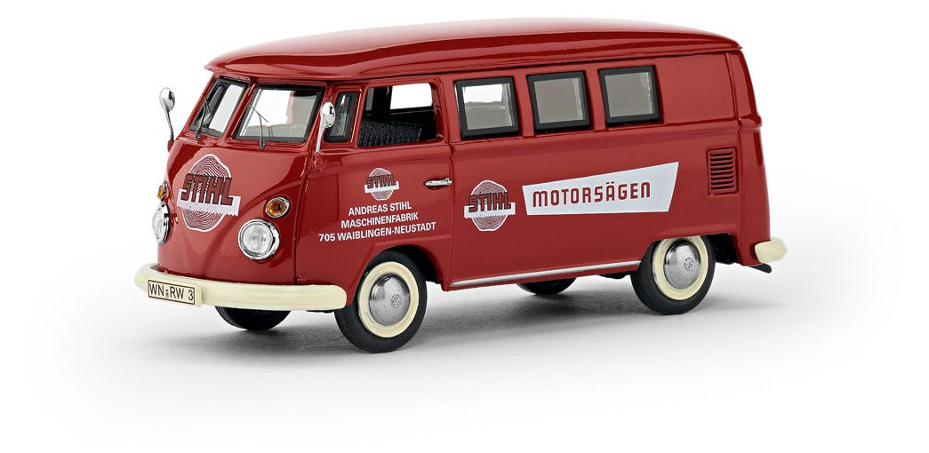Stihl VW T1 Model From 1955 1:43 Scale